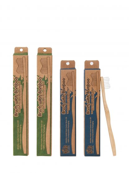 family set by Brush with Bamboo