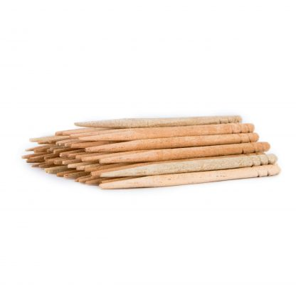 neem toothpicks without box by Brush with Bamboo