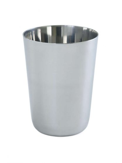 stainless steel cup by Brush with Bamboo
