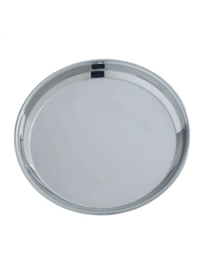 Dinner Plate by Brush with Bamboo